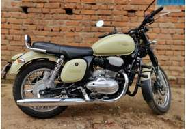 Jawa forty two Single Channel