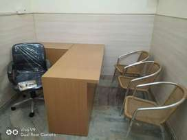 Furnished office for rent in mangal panday Nagar meerut