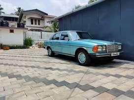Mercedes benz w123 240D
