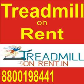 Treadmill on Rent