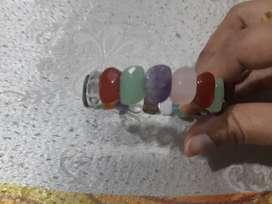 Original Natural Multicolour Stone Bracelet