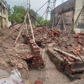 16 rooms attach bathrooms under construction vill Mauli sec80 Mohali