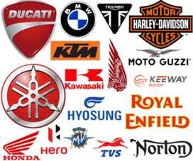 Multi two wheeler service center franchise