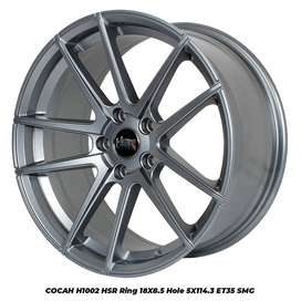 velg racing civic terios rush crv hrv juke xtrail ring 18