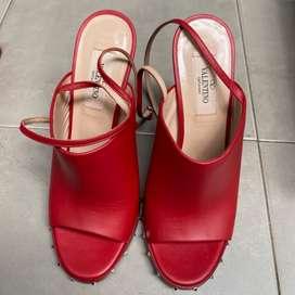 [Preloved] Valentino Heels Hak Original