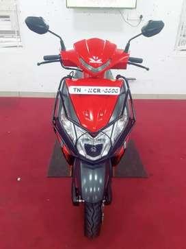 Honda dio -2019 (6000 km)
