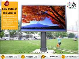 Rental SMD LED Screen indoor Outdoor in Pakistan