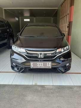 Honda jazz Rs thn 2019 Automatic mobil tangan pertama km.rendah terawt