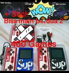 Game box SUP 400in1 bonus stick