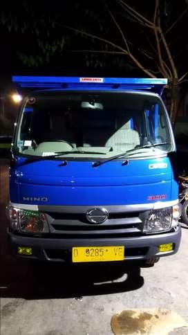 Driver / supir truck double SIM B1 UMUM