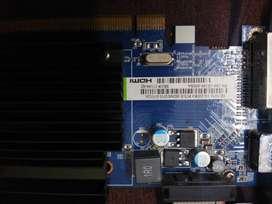 HD5450 2GB DDR3 Paise HDMI/DVI/VGA