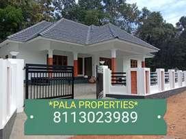 BRAND NEW HOUSE SALE IN PALA PONKUNNAM HIGHWAY NEAR POOVARANY@