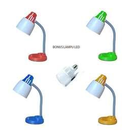 Lamp;u Belajar Bonus Lampu Led Super Murah