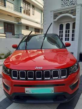 Jeep Compass 2019 Diesel 22000 Km Driven