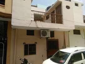 1 YARD PARK FACING DUPLEX HOUSE 26 LAC (JAGRATI VIHAR GARH ROAD)
