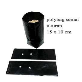 Polybag Persemaian, Polybag Pembibitan ALL SIze