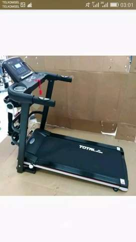 Elektrik  Treadmill  607 dumble