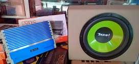 Paket promo Audio Mobil+Psang