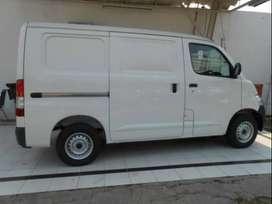 Sewa Mobil Van / Sewa Blind Van untuk Jasa Angkut Barang