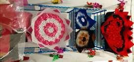 buket flanel / souvenir / kado