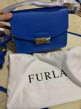 Furla Bag ORIGINAL / FURLA  / furla metropolis med top handle bag
