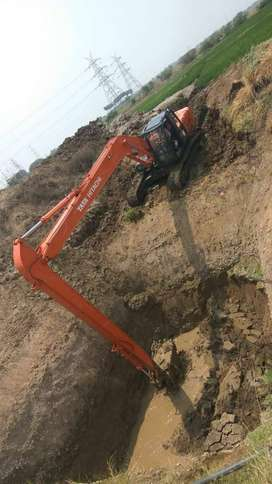 Excavators are availlable for Rent/Lease