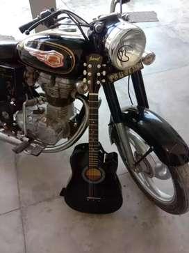 Guitar bilkul new