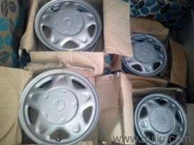 Chevrolet Beat stock wheels (4) not used