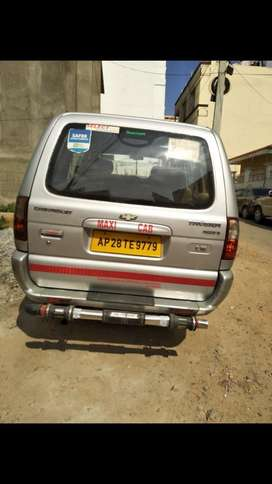 Chevrolet Tavera Neo 2014 Diesel Well Maintained