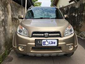 Daihatsu Terios TX Adventure 1.5 Manual 2009 Coklat Muda Metalik