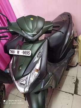 Honda Dio Excellent condition