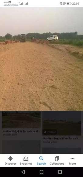 2100 sf plot 2.5 km from matiyari chauraha