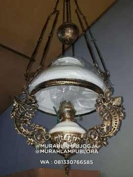 Lampu Antik Gantung 18 Produksi Sendiri