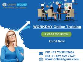 workday online training Hyderabad