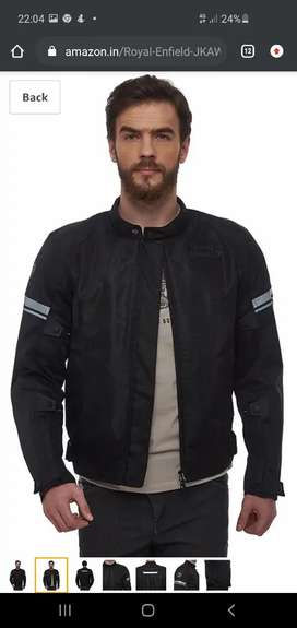 Royal Enfield riding jacket