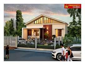 1BHK Resort, Plot+Construction, Return per month 13 thousand life time