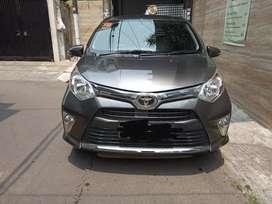 Toyota Calya G 1.2 mt 2016 tdp 8jt angs 3.096 x 47 bulan