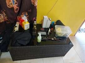 Meja TV atau Meja Santai Ruang Tamu