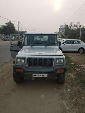 Mahindra Bolero LX, 2007, Diesel