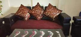 Brand new sofa set fabricated with welbet