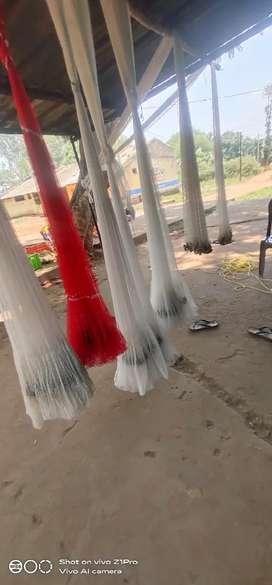 fish nets and shocks