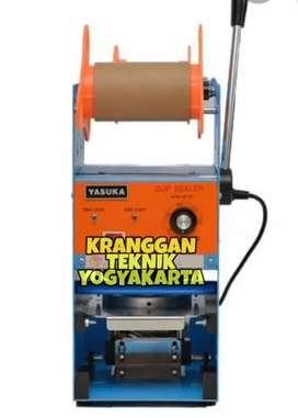 (KRANGGAN TEKNIK)Yasuka cup sealer bisa macam2 ukuran 200 watt