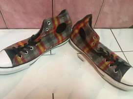 Converse x Woolrich Brand New (EX DISPLAY)