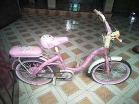 Sepeda anaak wanita