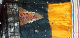 Silk saree only once used