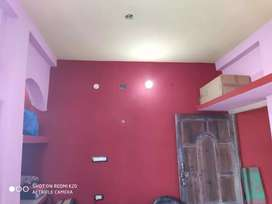 One room with attached kitchen n bathroom full maintane new house