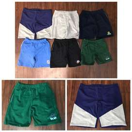 Export SUMMER Shorts Set Export summer stocklot wholesale garments t-s
