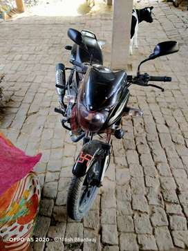 Pajaj Pulsar 150 Make year-2017, Purchase year-02/2018