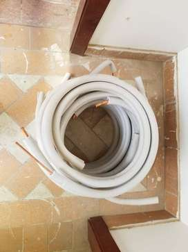 AC fitting pipes