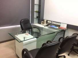 1250 sq.ft Fully Furnished Office available for Rent  - J.J.ESTATE
